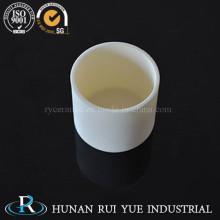 Высокое качество керамических глинозема тигле с крышкой