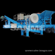 pp series electric motor recycling machine