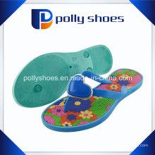 Frauen Damen Flip Flop Sandalen Wohnungen Jelly Toe Post Flip Flops