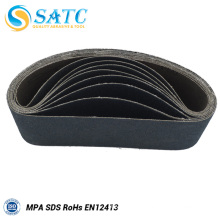 Multi-purpose Flexible abrasive cloth sanding belt for hard wood
