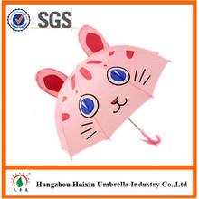 Waterproof Fabric with Cartoon Character Cheap Kids Umbrella Company