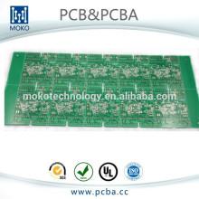 Rígido doble cara FR4 PCB tablero desnudo