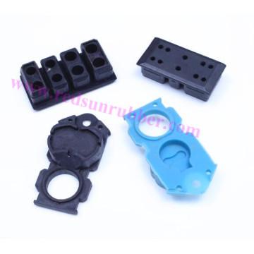 Parachoques moldeado modificado para requisitos particulares de la goma de silicona