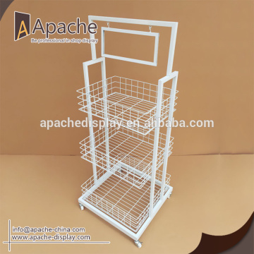 High Quality Chinese suppliers supermarket display stand for sale