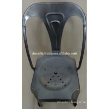 Vintage Retro Metal Chair