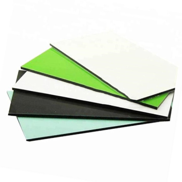 Kommerzielle Materialien Fluorkohlenwasserstoff-Aluminium-Kunststoffplatte