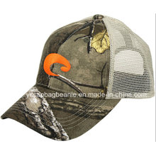 Fashion Camouflage Mesh Trucker Hat