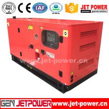 Ar silencioso do diesel 30kVA do gerador do motor de 24kw Dentz de refrigeração