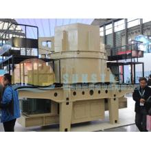 Triturador de impacto de eixo vertical de venda quente na Indonésia