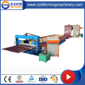 Steel Roofing Sheet Bending Cold Forming Machine