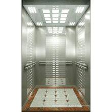 Kleiner Maschinenraum-Aufzug mit Kapazität 400kg