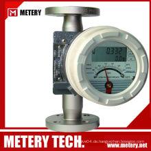 Metallrohr variabler Durchflussmesser