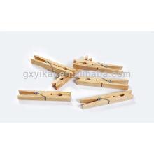 Piquets en bois de pin promotionnels