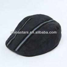 Hohe Sichtbarkeit Mode atmungsaktive Baumwolle reflektierende Kappe