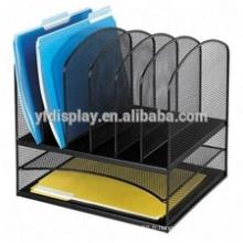 Teinte Couleur Six étagères Acrylique File Organzier