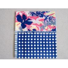Lady's printing fashion wholesale cotton shawls