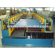 movable Adjustable Liner panel roll forming machine