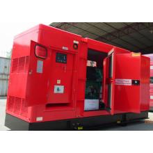 250kVA AC 3 Phase Water Cooling 6 Strocks Soundproof Cummins Diesel Generator