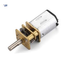 12mm 3v6v12v24v N20 gearbox motor