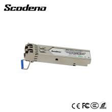 Модуль SFP 1.25G Gpon SFP приложения 1.25G Gpon одномодового режима 1310nm 20Km RJ45 Scodeno оптически