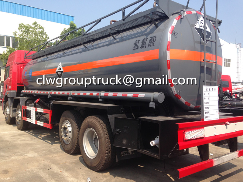 CLW GROUP TRUCK Xe cung cấp chất lỏng