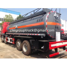 FAW 8X4 Chemical Liquid Tanker Truck 30000L