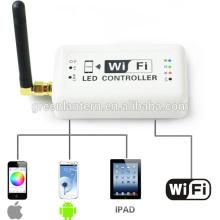 multi-función wifi conectado led controlador rgb luces accesorios útiles productos
