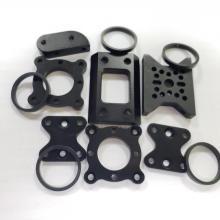 Pieza de maquinaria central de fresado CNC de aluminio OEM