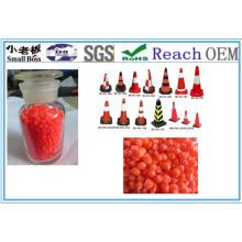 PVC Traffic Road Cone Granules