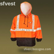 waterproof reflective safety jacket,workwear jacket,reflective jackets