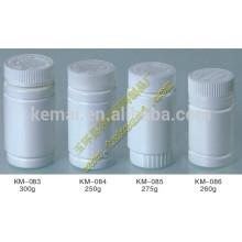 fabricante de plástico 100 ml garrafas esterilizadas PET para garrafa de medicamentos