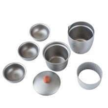 Service à thé Kangtai Pure Titanium