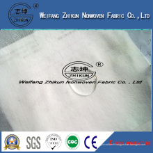 Couche hydrophile de la couleur blanche pp utilisant le tissu non-tissé