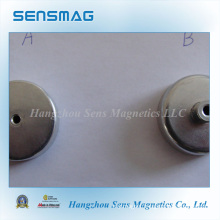 Pot Magnet Permanent NdFeB Magnets and Magnetic Assemble