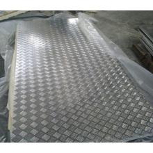 Plaque de contrôle en aluminium