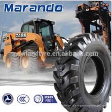 China pneu agrícola 14.9-24 16.9-28 9.5-24 do pneu do trator do pneu do boi do patim
