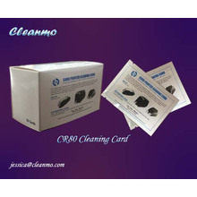 CR80 Cleaning Card For Hotel Doorlock/ATM machine/printer