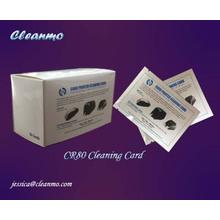 CR80 Cleaning Card For Hotel Doorlock/ATM machine/printer