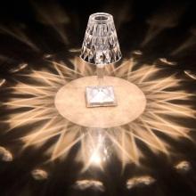 Modern Crystal Led Table Light