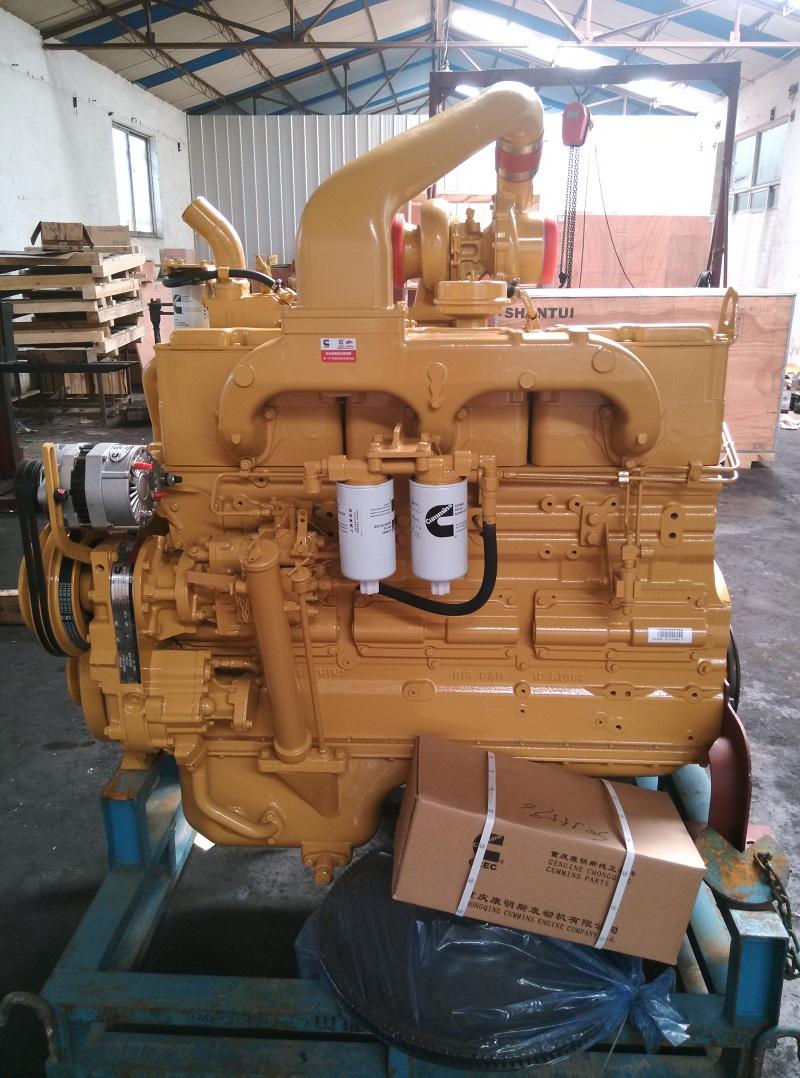 SD22 engine assy