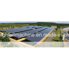 Ancien rouleau de support solaire au sol HDG Q235B
