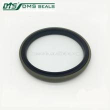 40% Bronze gefüllt PTFE Polymer Dichtung hydraulische hohe Hitze und Hochdruck SPGW
