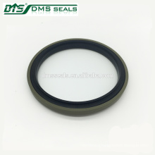 40% bronze filled ptfe polymer seal hydraulic high heat and high pressure SPGW