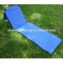Colorful outdoor folding beach mat/Beach chair
