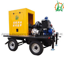 Convenient Maintenance and Best for Pipeline Centrifugal Diesel Pump