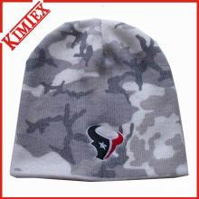 Moda Lazer Camo Beanie Hat