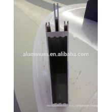 Алюминиевая навесная стена для экстерьера