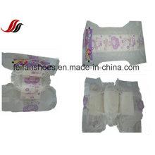 Обновление breathable Устранимые пеленки младенца с пленкой PE и лента PP