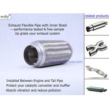 Stainless Steel Exhaust Flexible Pipe (HY20008B)