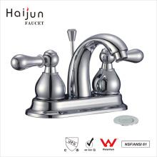 Haijun 2017 Best Style Cheap cUpc Thermostatic Bathroom Basin Mixer Faucets